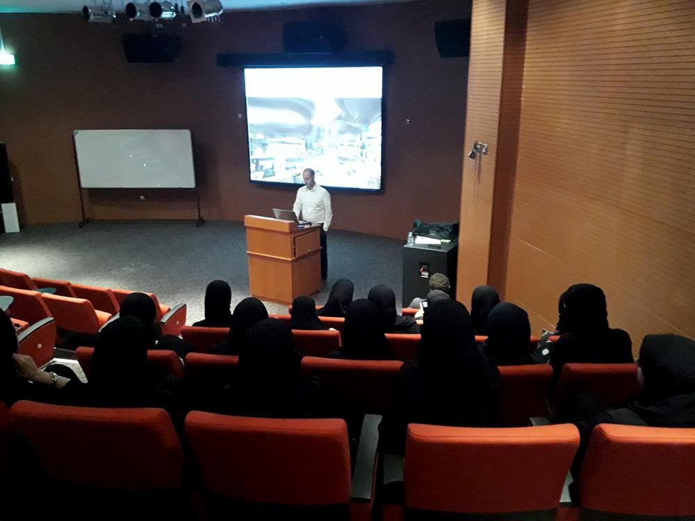 Qatar's Women College of Engineering