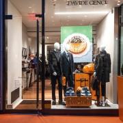 Davide Cenci New York shopping window