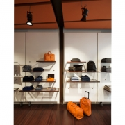 display shelves Davide Cenci store