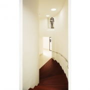 bespoke staircase in wood