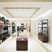 display shelves and cabinetry Davide Cenci